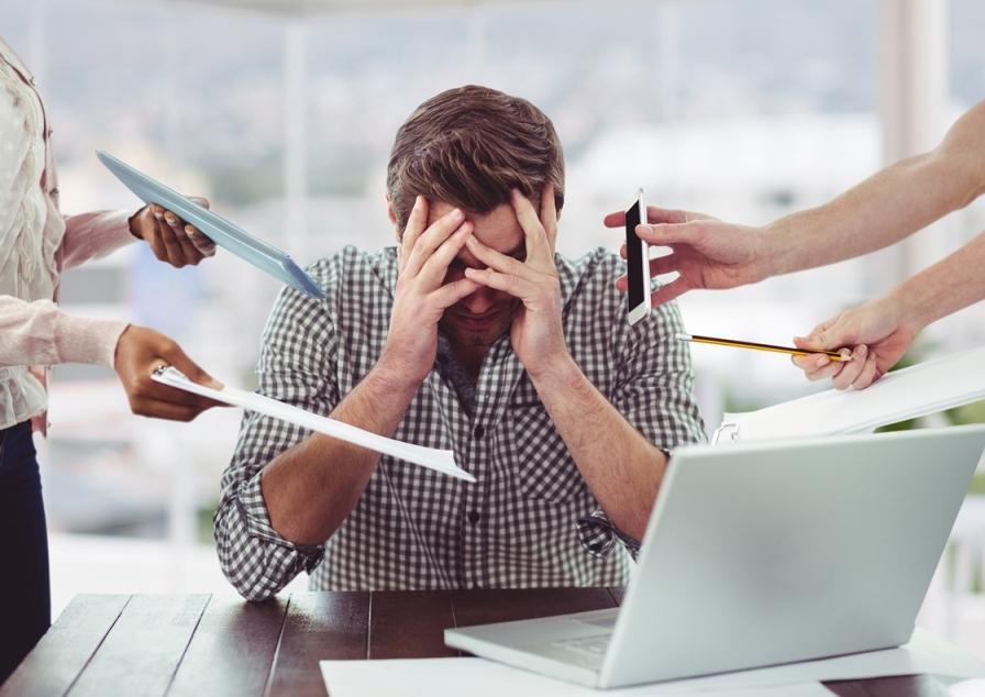 Mengelola Stress dengan Manajemen Stress